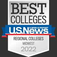 US News and World Report Best Colleges Midwest